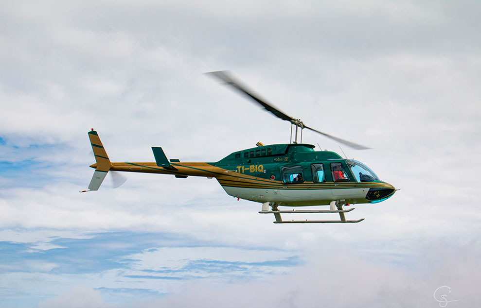 HeliJet  Helicopter Charter Costa Rica  Private Flights